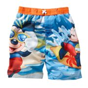 Disney Mickey Mouse Swim Trunks - Toddler