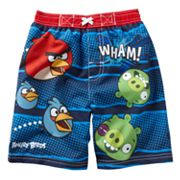 Angry Birds Swim Trunks - Toddler