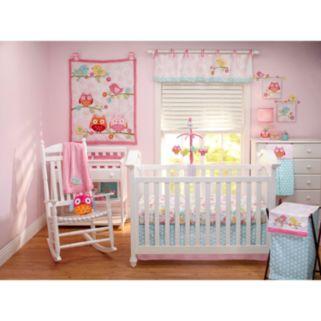 NoJo Love Birds 4-pc. Crib Set