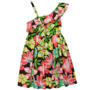 Carter's Floral Asymmetrical Sundress - Toddler