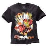 Iron Man Boom Tee - Boys 4-7