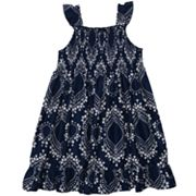 Carter's Geometric Smocked Sundress - Toddler