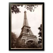 "Art.com Paris ""Eiffel Tower in Spring"" Framed Art Print by Jonathan Larsen"