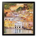 """Art.com """"Malcesine Sul Garda"""" Framed Art Print By Gustav Klimt"""