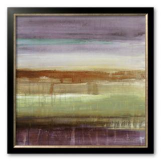 Art.com Purple Rain II Framed Art Print by Lanie Loreth