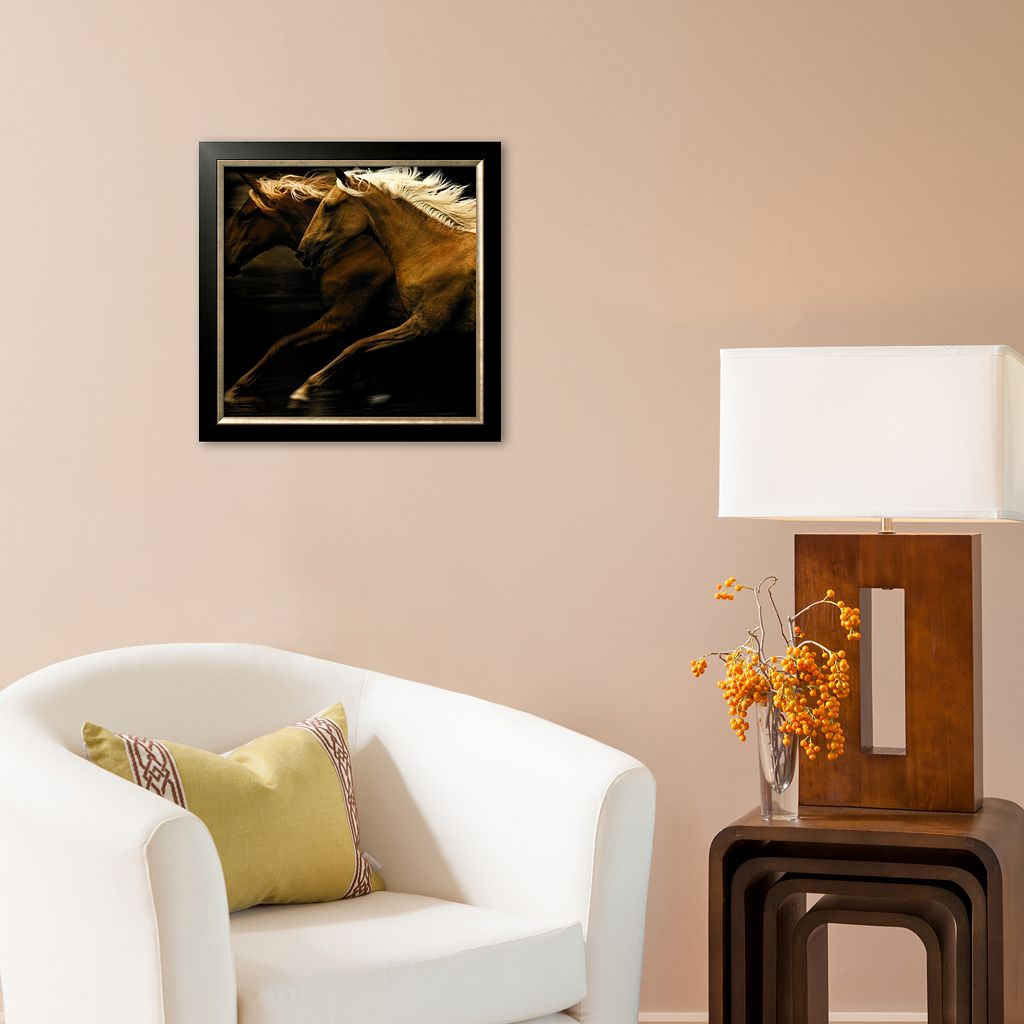Art.com The Dance Framed Art Print by Tony Stromberg