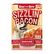 Bake A Bone Sizzlin' Bacon Dog Bone Mix