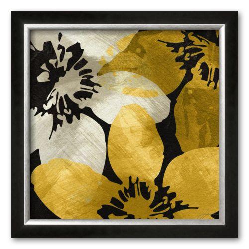 Art.com Bloomer Tiles IX Framed Art Print By James Burghardt