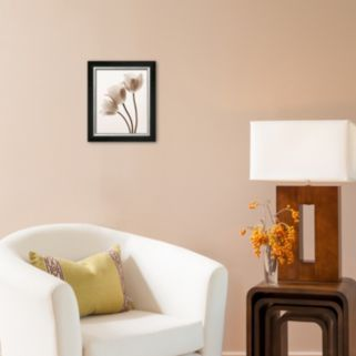 Art.com Composition with Three Tulips Framed Art Print By Tim Smith