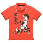 OshKosh B'gosh Dinosaur Polo - Toddler