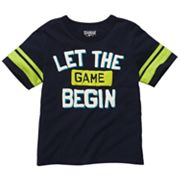 OshKosh B'gosh Let the Game Begin Tee - Toddler