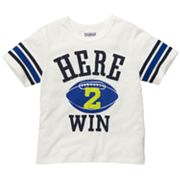 OshKosh B'gosh Here 2 Win Tee - Toddler