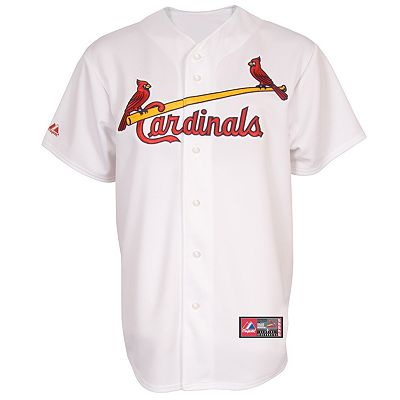 Majestic St. Louis Cardinals Replica MLB Jersey - Boys 8-20