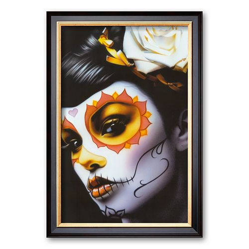 "Art.com ""Victoria"" Framed Art Print by Daniel Esparza"