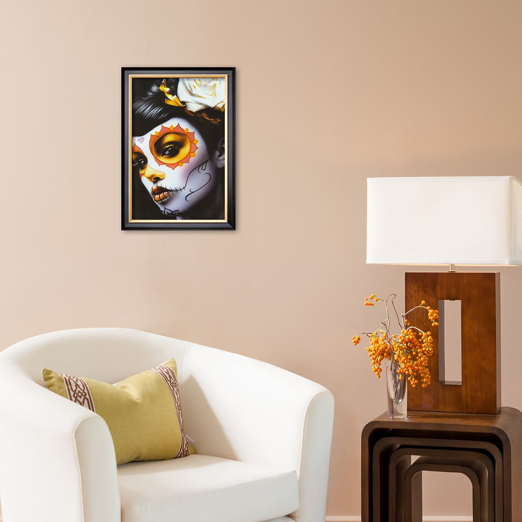 Art.com Victoria Framed Art Print by Daniel Esparza