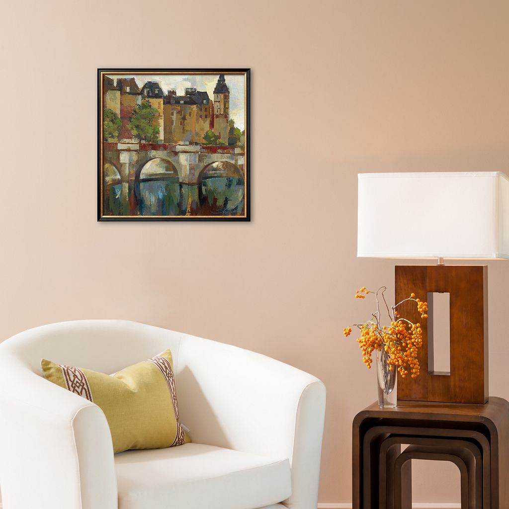 Art.com Paris Late Summer II Framed Art Print by Silvia Vassileva