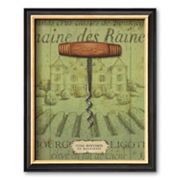 Art.com Antique Corkscrew I Framed Art Print by Daphne Brissonnet