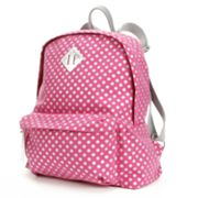 Candie's Glitter Polka-Dot Backpack