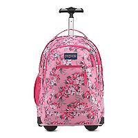 JanSport Driver 8 Wheeled 15-in. Laptop Backpack