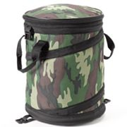 X Gear Camouflage Collapsible Cooler