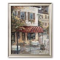 Art.com ''Coffee House Ambiance'' Framed Art Print by Ruane Manning