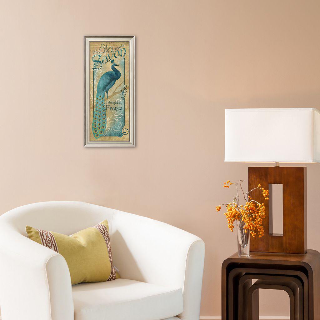 Art.com Exquise Savon Framed Art Print by Conrad Knutsen