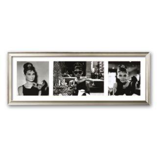 Art.com Audrey Hepburn in Breakfast at Tiffany's Framed Art Print