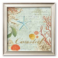 artcom coastal framed art print by aimee wilson