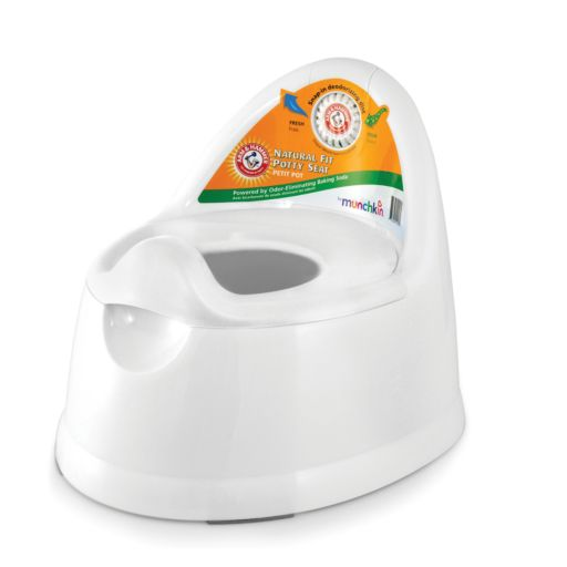 Arm and Hammer Natural Fit Potty by Munchkin