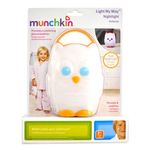 Munchkin Light My Way Nightlight