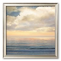 Art.com ''Ocean Light I'' Framed Art Print by John Seba