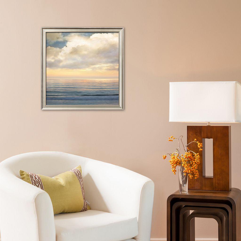 Art.com Ocean Light I Framed Art Print by John Seba
