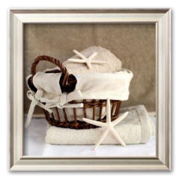 Art.com Panier aux Etoiles Framed Art Print by Amelie Vuillon