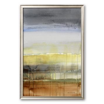 Art.com ''Summer Rain I'' Framed Art Print by Lanie Loreth