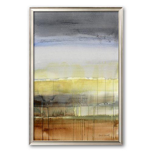 Art.com ''Summer Rain I'' Framed Art Print by Lanie Loreth