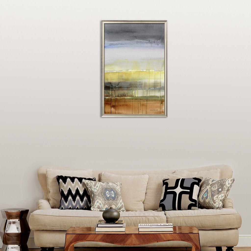 Art.com Summer Rain I Framed Art Print by Lanie Loreth