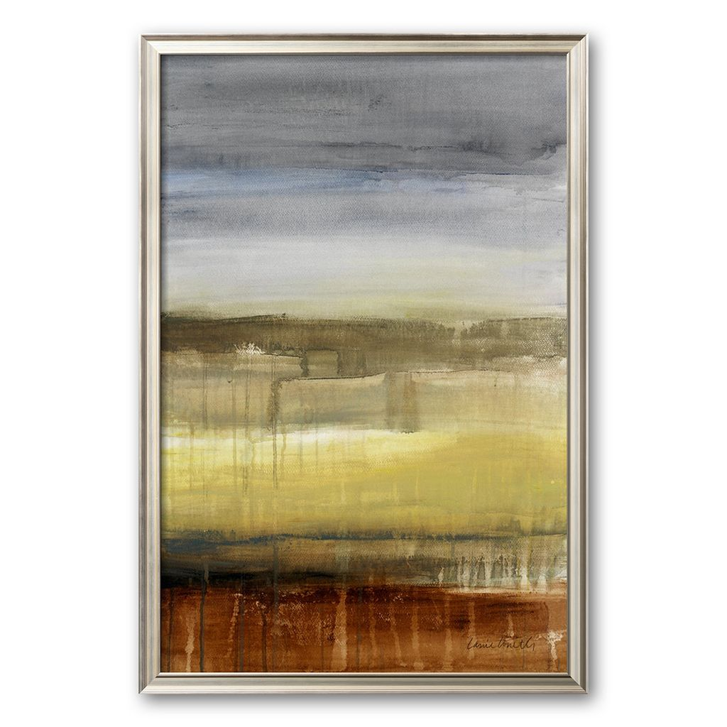 Art.com ''Summer Rain II'' Framed Art Print by Lanie Loreth