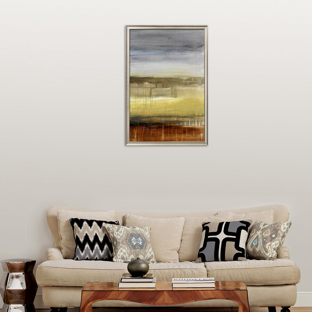 Art.com Summer Rain II Framed Art Print by Lanie Loreth