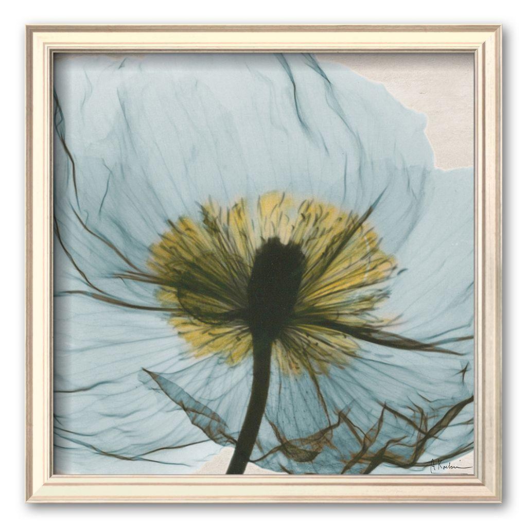Art.com ''Dream in Pale Blue'' Framed Art Print by Albert Koetsier