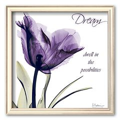 Art.com 'Tulip Dream' Framed Art Print by Albert Koetsier