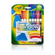 Crayola Rainbow Connector Markers