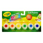 Crayola Color Wonder Classic Gel Paints