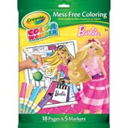 Barbie Color Wonder Set by Crayola