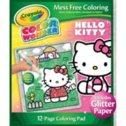 Hello Kitty Color Wonder Coloring Pad by Crayola