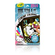 Hello Kitty Metallic Xtreme Coloring by Crayola