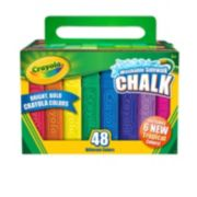 Crayola 48-pk. Tropical Sidewalk Chalk