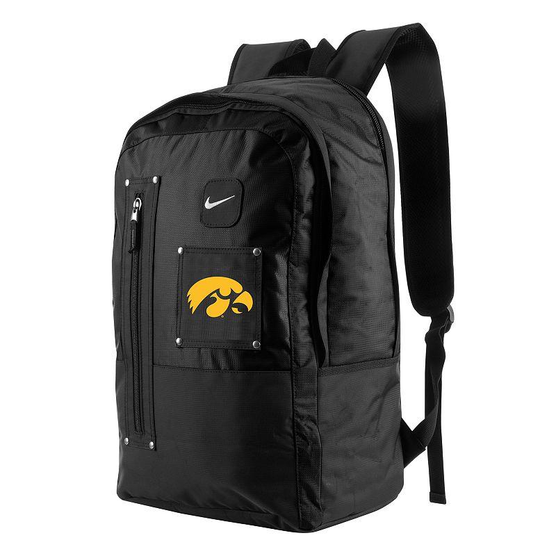 Nike Iowa Hawkeyes 12-in. Laptop Backpack