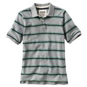 Urban Pipeline Feeder Stripe Pique Polo - Boys 8-20