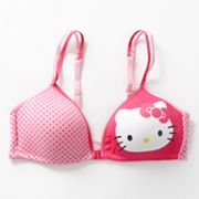 Hello Kitty Dot Bra - Girls