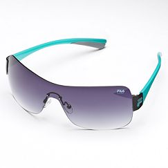 FILA SPORT Rimless Shield Sunglasses